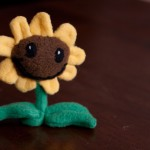 Dr. Terri's Plants vs Zombies Sunflower