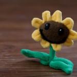 Dr. Terri's Plants vs Zombies Sunflower
