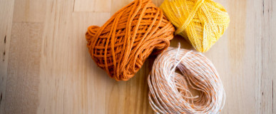 Yarn of the Month Club review, June 2015