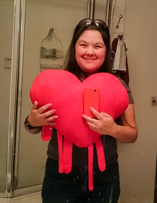 Heartbleed Pillow for R