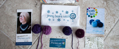 Jimmy Beans Wool Beanie Bags, January 2016