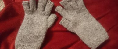 Grey gloves (Phase 1)
