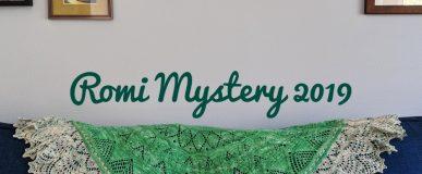Romi mystery knit-a-long 2019